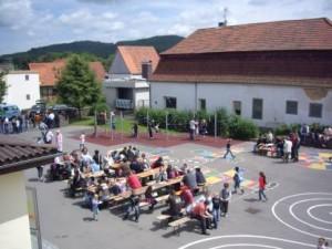Schulfest 2009